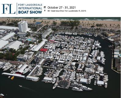 2021 Fort Lauderdale International Boat Show